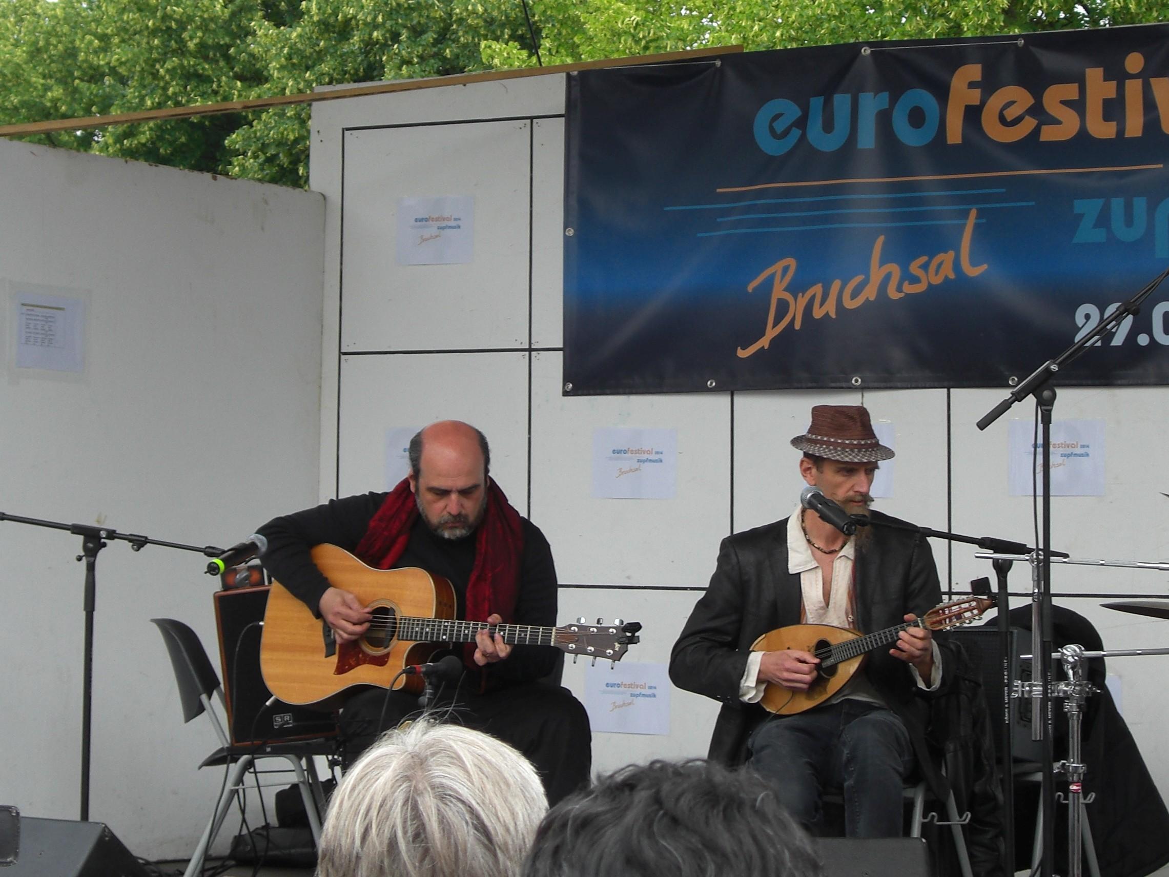 Claudio Bellato und Carlo Aonzo