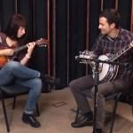 Mandoline und Banjo