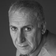 Edward Hirsch_photograph by Michael Lionstar_183x183