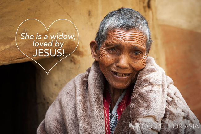 Widows - Gospel for Asia