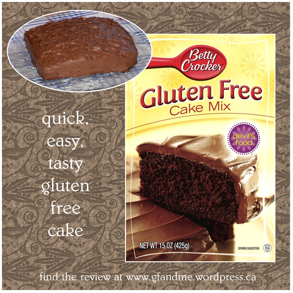 Betty Crocker Gluten Free Devil S Food Cake Mix