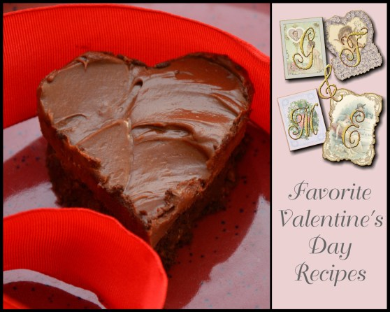 GF and Me's Favorite Valentine's Day Recipes