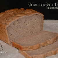 gluten free slow cooker bread