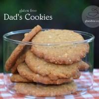 gluten free Dad's cookies!