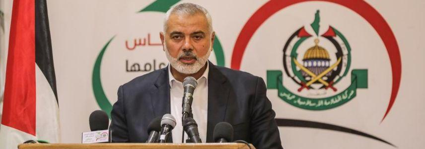 Hamas leader mobilises support for Palestinian prisoners