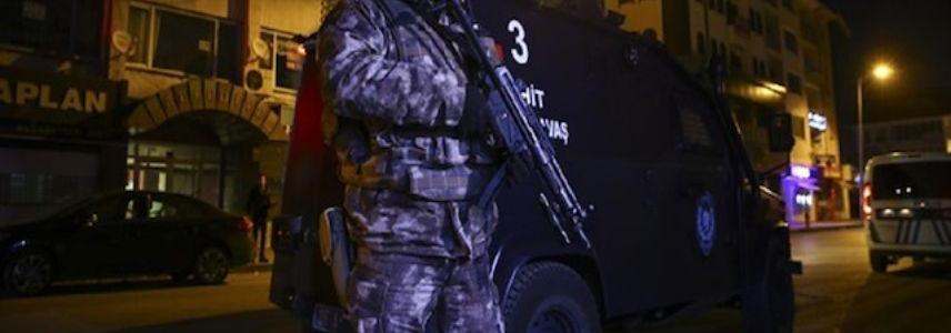 Senior ISIS terror suspect detained in western Turkey