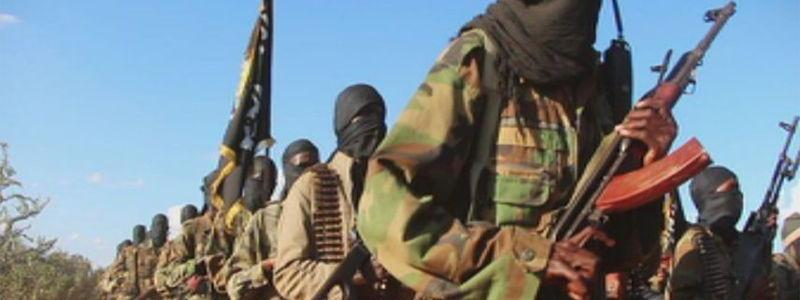 Al Shabaab terrorists executed five men accused of spying including one Somali British citizen