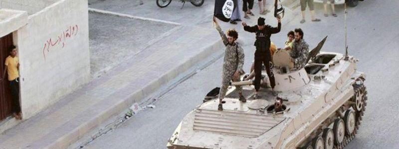 Anatomy of a Caliphate – life under ISIS rule in Syria