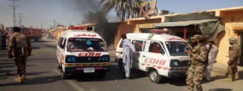 At least two people are killed and 20 others are injured in Loralai attack