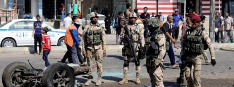 Bomb blast leaves civilian dead and two others are wounded in Anbar