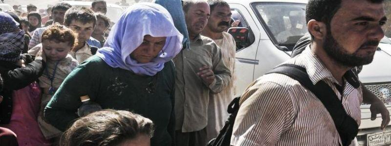 Foreign ISIS terrorists led the atrocities against the Yazidis