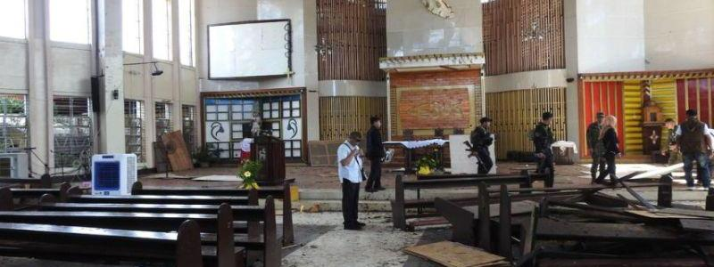 ISIS bombing of the Cathedral in the Philippines shows group's reach into Asia