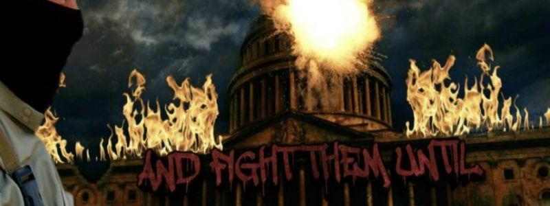 ISIS terror threat depicts exploding capitol to coincide with start of 116th Congress