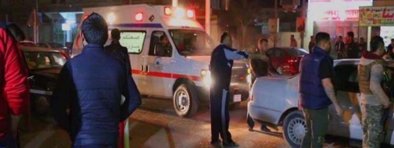 ISIS terrorist attack in Iraqi city of Khanaqin injures five policemen