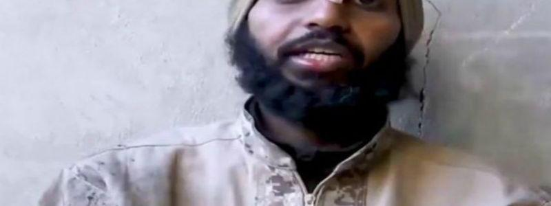 ISIS terrorist group supporters upset about the capture of prominent Canadian jihadi