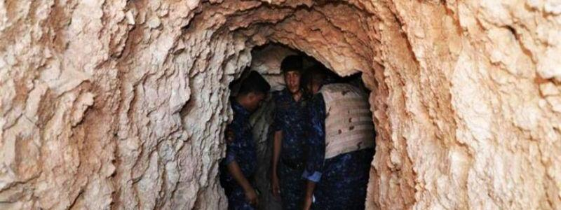 Iraqi forces destroy eight Islamic State tunnels in Nineveh and Salahuddin