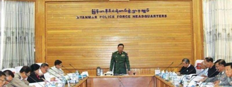 Myanmar to draft strategy on combating money laundering and terrorism