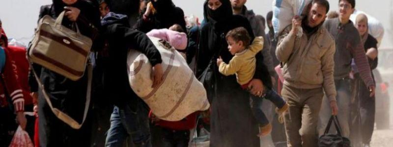Over 2,000 people evacuated from final ISIS holdout
