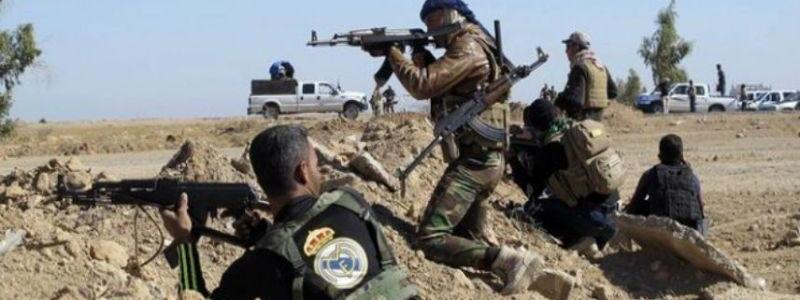 Paramilitary troops repulse ISIS terrorist attack and kill one militant north of Salahuddin