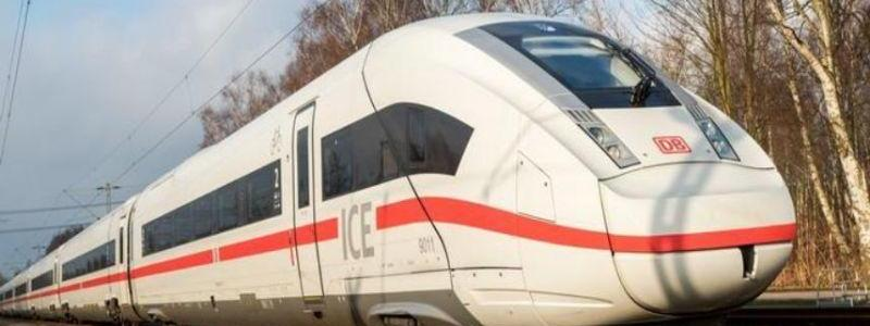 Possible terror attack on high speed train investigated by the German police