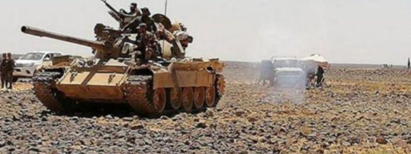 Syrian Army tightens grip on the remnants of ISIS terrorists in al-Safa hills in Sweida