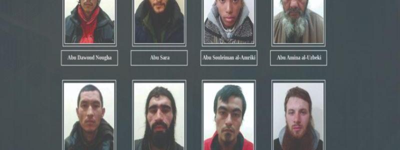 Syrian Kurds apprehend eight ISIS terrorists including Zarmanbetov of Ukrainian origin