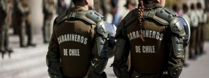 Terrorism suspected as five people are injured in bus stop explosion in Chile