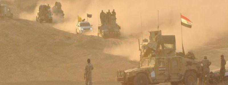 Two ISIS leaders killed in artillery shelling on Iraqi-Syrian border