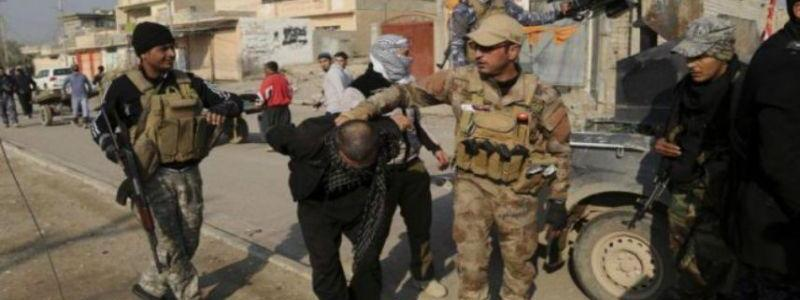 Two ISIS terrorists involved in targeting Iraqi civilians arrested in Kirkuk