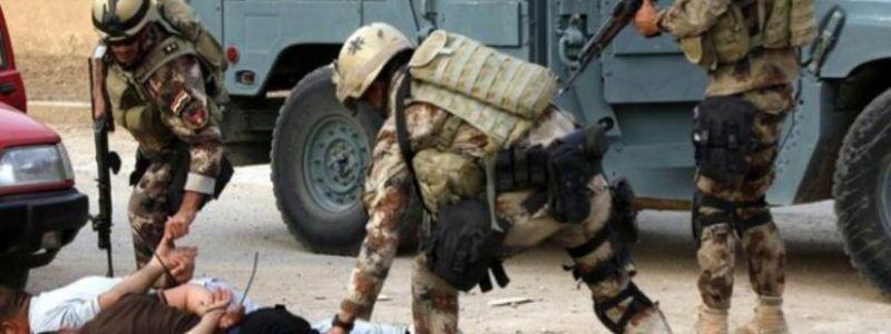 Two Islamic State terrorists arrested in Kirkuk