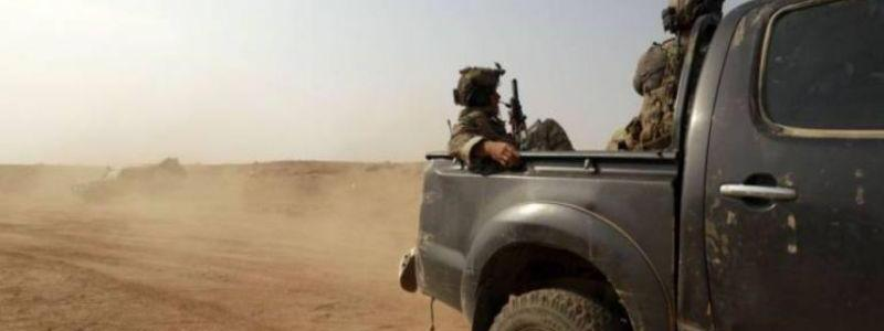 Two U.S army soldiers are killed in ISIS car bomb attack