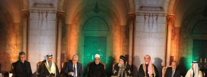 Al-Azhar's Imam warns of malicious terrorist agenda to weaken Palestinian cause