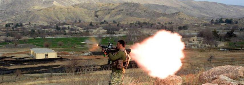 Around 17 members of ISIS terrorist group killed in Nangarhar