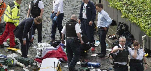 Assailant in London attack had been investigated for terrorism