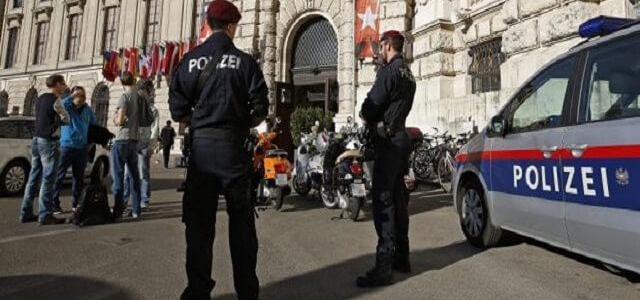 Austrian man suspected for planning terrorist attack in Vienna