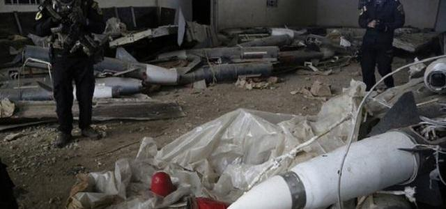Chemical weapons found in Mosul in ISIS laboratory