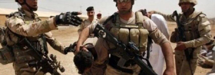Five Islamic State terrorirsts arrested in Mosul city in Iraq