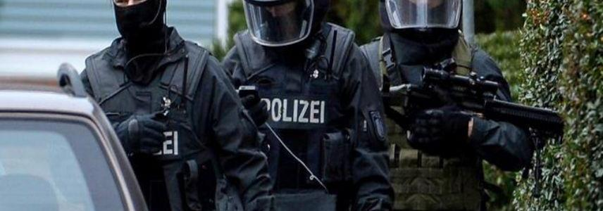 German authorities arrest Syrian man over ties to Islamic State terrorists