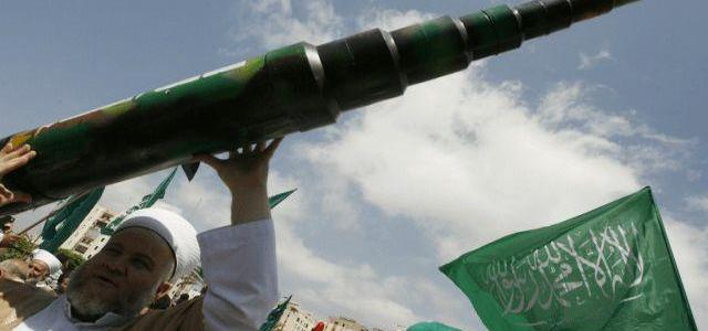 Hamas uncovered Islamic State rocket workshop in Gaza