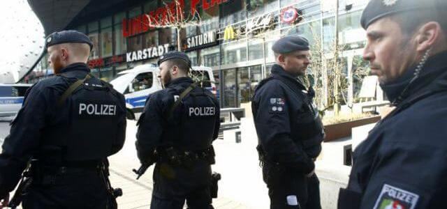 ISIS behind planned terror attack on German mall