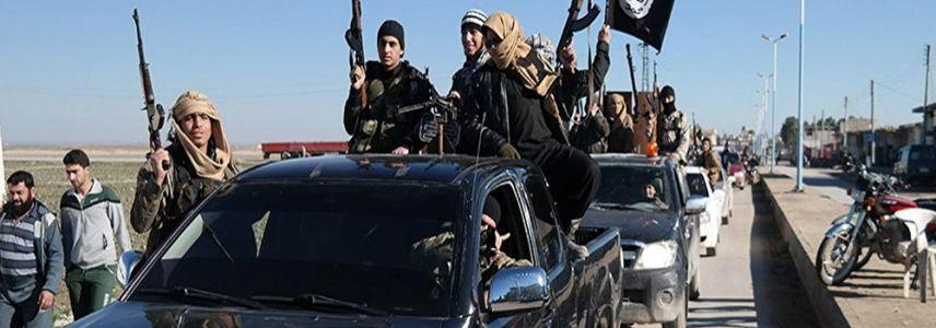 ISIS chief propagandist in Syria killed by Iraqi airstrike