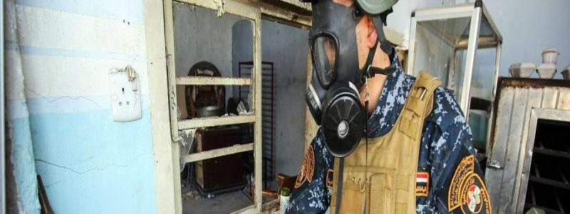 ISIS launches chemical weapons attack against US and Iraqi troops