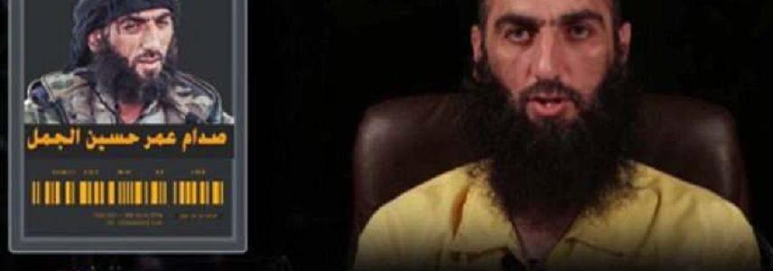 ISIS leader responsible for execution of a pilot who was burned alive is captured