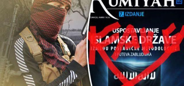 ISIS propaganda machine left fuming as 'fake' versions of jihadi magazines shared online