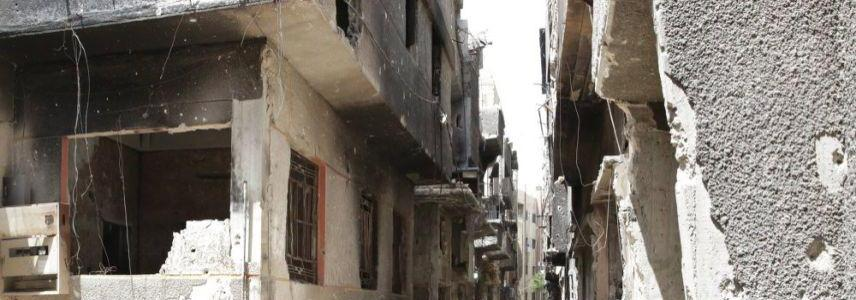"""ISIS """"school"""" for young terrorists uncovered in Syria's Yarmouk Camp"""