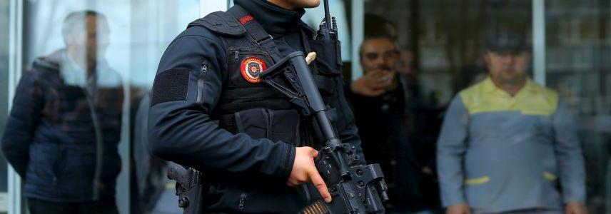 ISIS terror suspects in Turkey won't be tried for crime against humanity