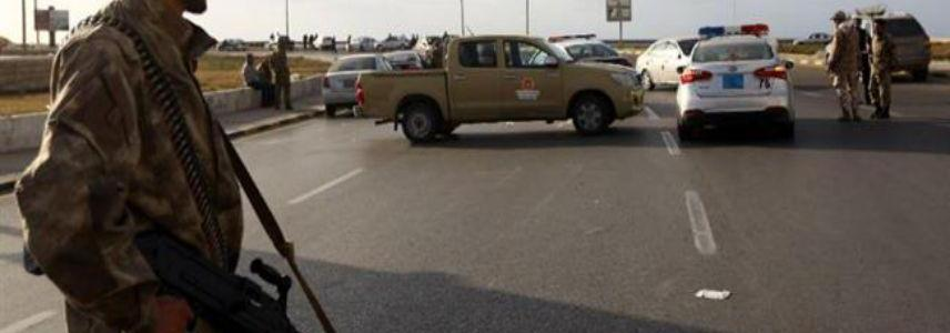 ISIS terrorist attack leaves four Libyan soldiers dead
