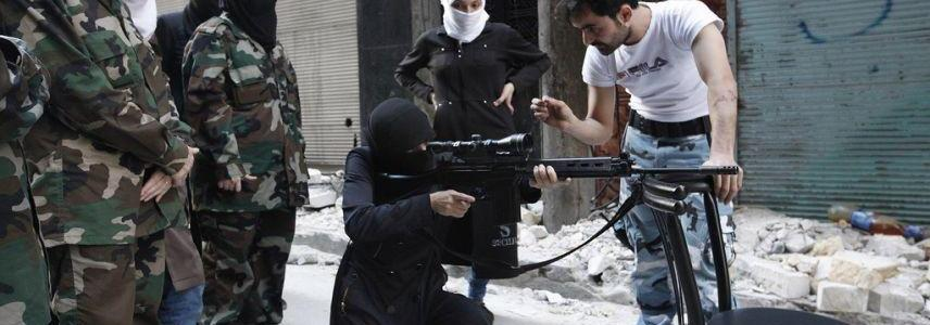 ISIS terrorist group is recruiting more women suicide bombers