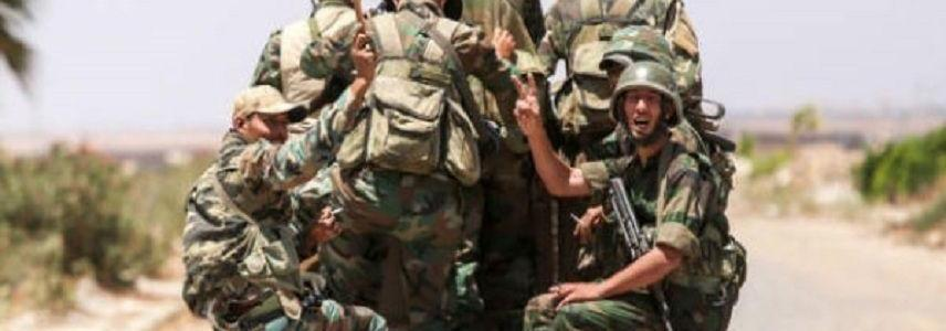 ISIS terrorist group withdraws from more regions in Southern Syria