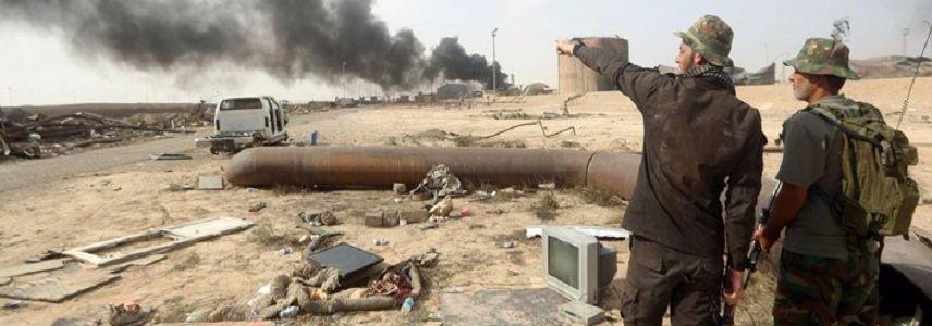 ISIS terrorists kill three Shia militiamen near Iraq's largest oil refinery